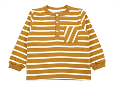Noa Noa Miniature blouse sudan brown stripe